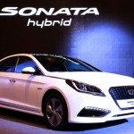 2016 Hyundai Sonata Hybrid Car