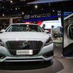 2016 Hyundai Sonata Hybrid Facelift
