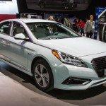 2016 Hyundai Sonata Hybrid MPG
