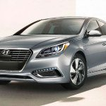 2016 Hyundai Sonata Model