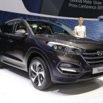 2016 Hyundai Tucson Black (Model)