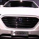 2016 Hyundai Tucson Fuel Cell Facelift