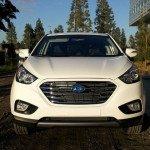 2016 Hyundai Tucson Fuel Cell Grills