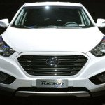2016 Hyundai Tucson Fuel Cell Headlights