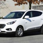 2016 Hyundai Tucson Fuel Cell Model