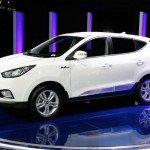 2016 Hyundai Tucson Fuel Cell Release