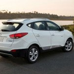 2016 Hyundai Tucson Fuel Cell Wallpaper