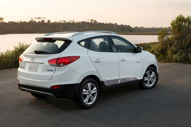 2016 Hyundai Tucson Fuel Cell Wallpaper