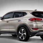 2016 Hyundai Tucson Gas Mileage