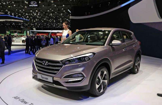 2016 Hyundai Tucson Geneva