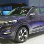 2016 Hyundai Tucson Model