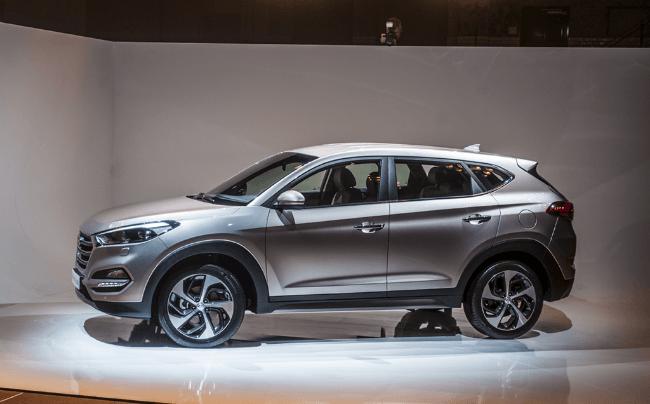 2016 Hyundai Tucson USA