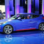 2016 Hyundai Veloster Turbo (Blue Color)