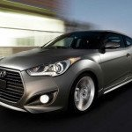 2016 Hyundai Veloster Turbo (Dark Grey Color)
