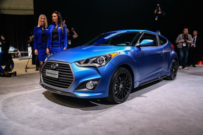2016 Hyundai Veloster Turbo Rally