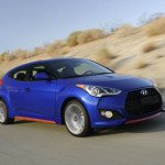 2016 Hyundai Veloster Turbo Wallpaper