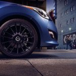 2016 Hyundai Veloster Turbo Wheels