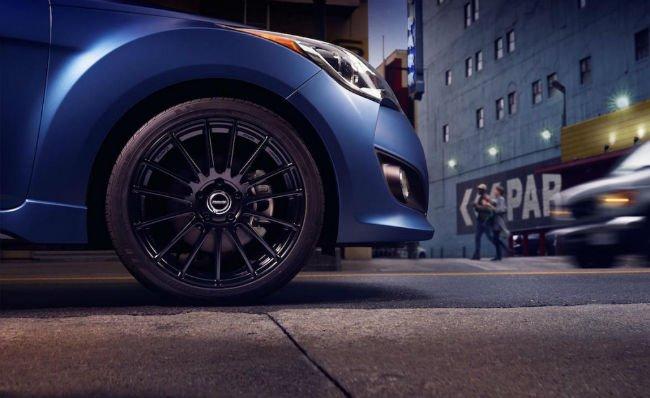 2016 Hyundai Veloster Turbo Wheels