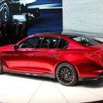 2016 Infiniti Q50 EAU Rouge Release