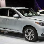 2016 Infiniti QX60 Changes