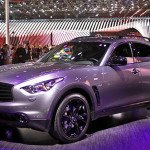 2016 Infiniti QX70 Spy Photos