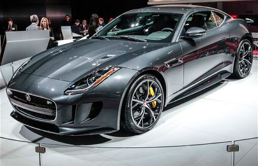 2016 Jaguar F-Type Model