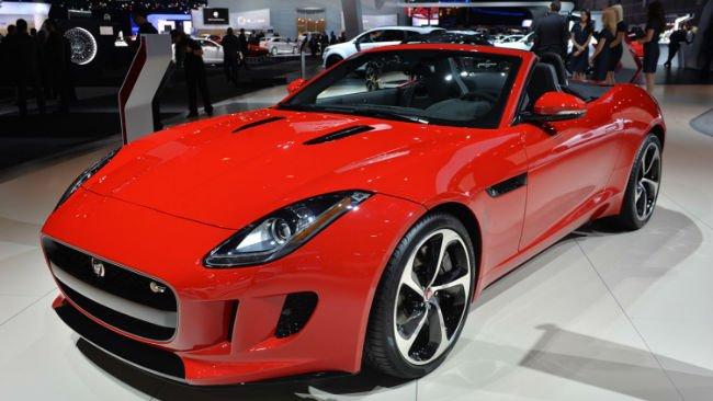 2016 Jaguar F-Type R Convertible