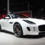 2016 Jaguar F-Type White