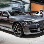 2016 Jaguar XE Black