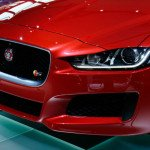 2016 Jaguar XE Headlight