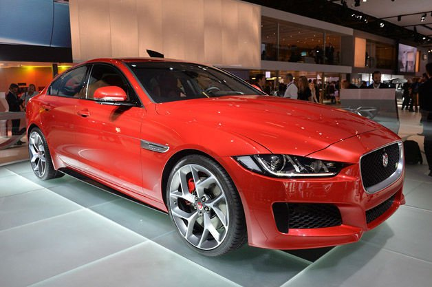2016 Jaguar XE Release
