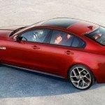 2016 Jaguar XE S Sedan