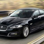 2016 Jaguar XF Black