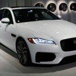 2016 Jaguar XF Release