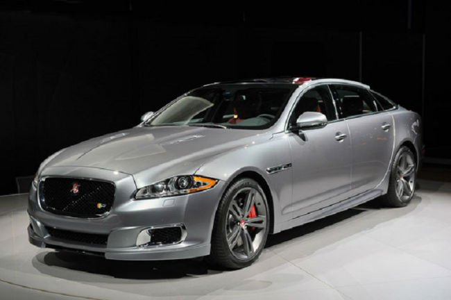 2016 Jaguar XJ Coupe