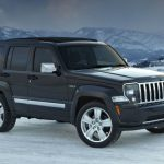 2016 Jeep Liberty Black