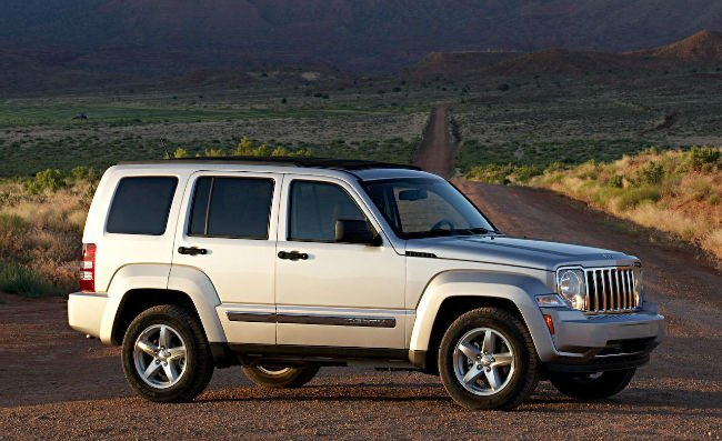 2016 Jeep Liberty Colors