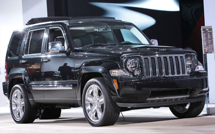 2016 Jeep Liberty Limited Edition