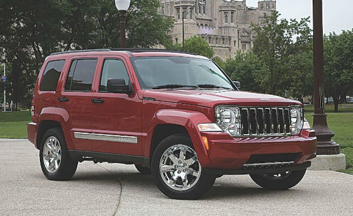 2016 jeep liberty limited