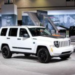2016 Jeep Liberty Release