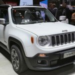 2016 Jeep Liberty Renegade