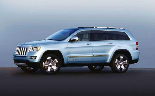 2016 Jeep Wagoneer Concept
