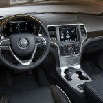 2016 Jeep Wagoneer Interior