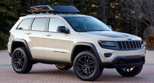 2016 Jeep Wagoneer Release