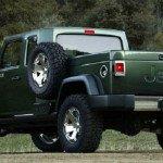 2016 Jeep Wrangler Truck