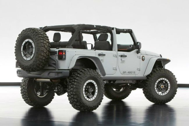2016 Jeep Wrangler Unlimited Redesign