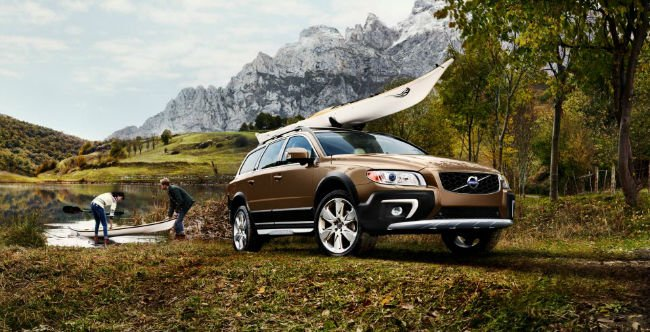 2016 Volvo XC70 Wallpaper