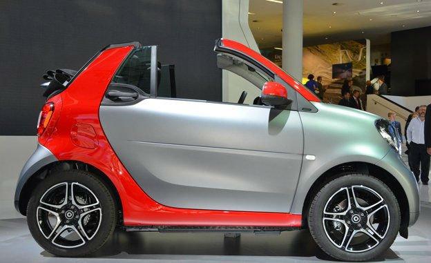 2017 Smart Cabriolet