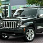 Jeep Liberty 2016 Black