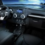 Jeep Liberty 2016 Interior